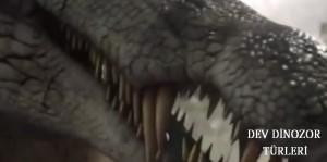 dev dinozor türleri